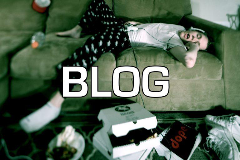 Andrew Rivers Comedian Website Blog