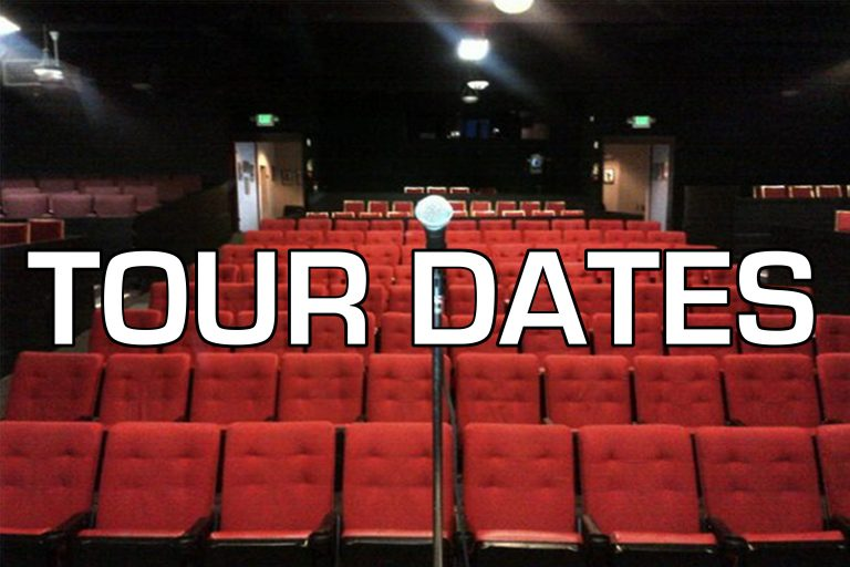 Andrew Rivers Comedian Website Tour Dates Calendar