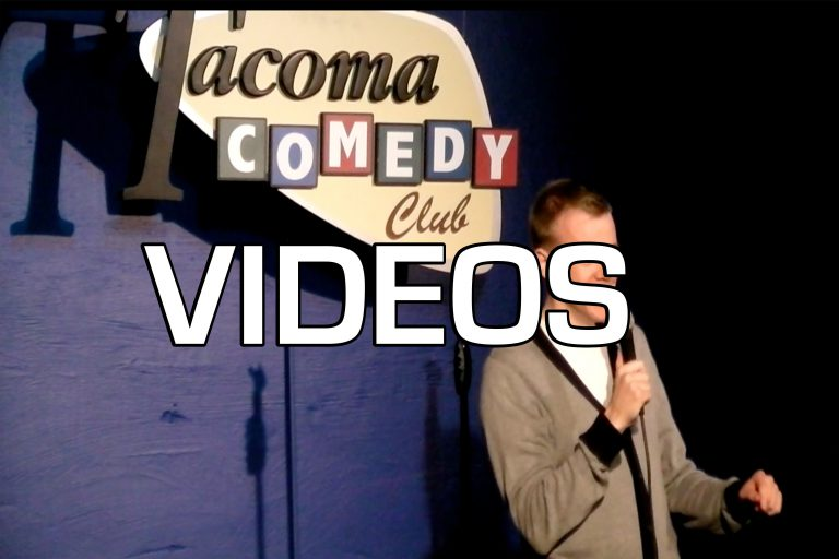 Andrew Rivers Comedian Standup Videos